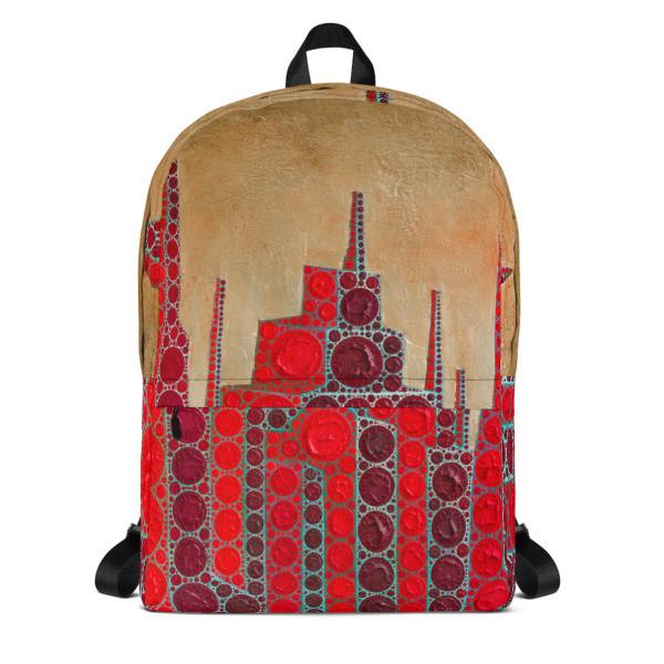 Red Babylon (Backpack)