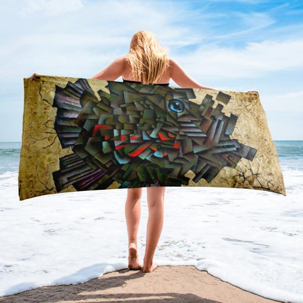 Pisces Fish (Towel)