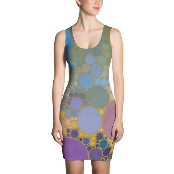 Cut & Sew Dress (Mid-Manhattan)