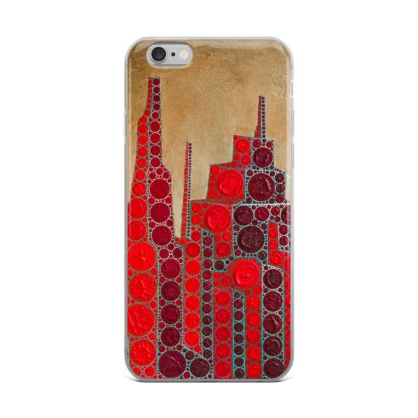 Red Babylon (iPhone Case)