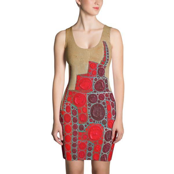 Red Babylon (Sublimation Cut & Sew Dress)