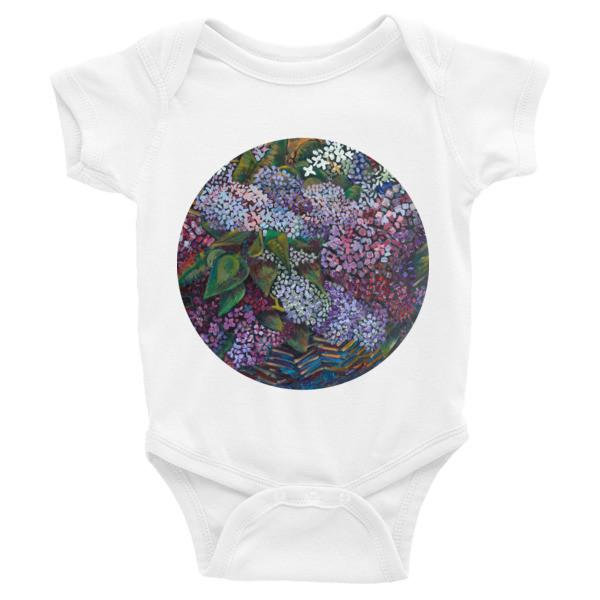 Infant Bodysuit (Lilaс)