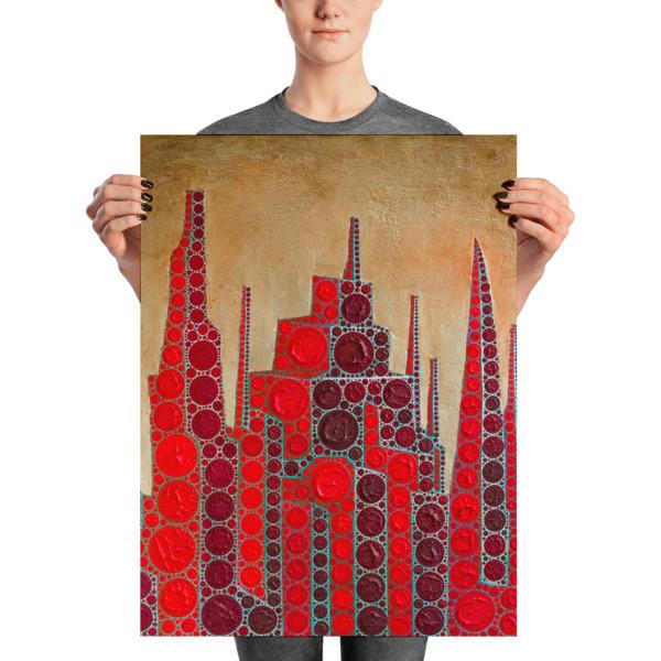 Poster (Red Babylon)