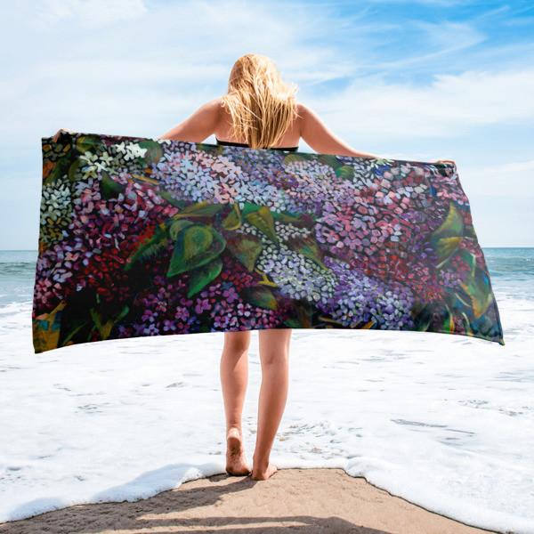 Towel (Lilac)