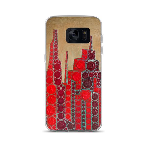 Samsung Case (Red Babylon)