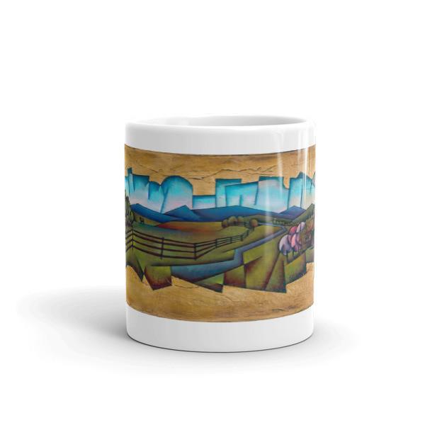 Mug (Cherry Blossom in Shenandoah)