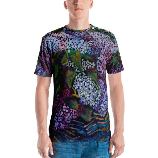Men's T-shirt (Lilaс)