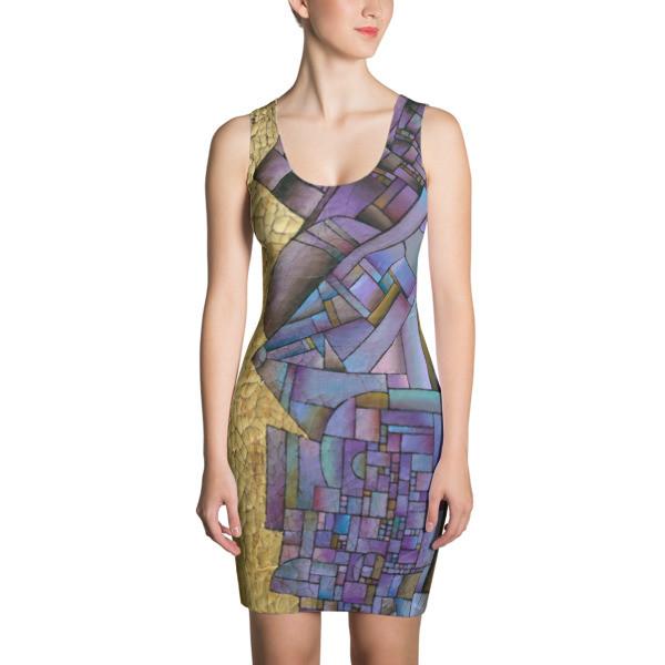 Cut & Sew Dress (Observer)