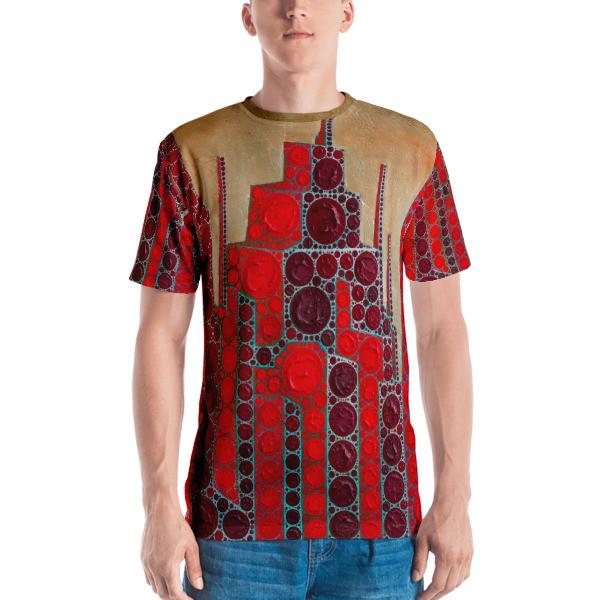 Men's T-shirt (Red Babylon)