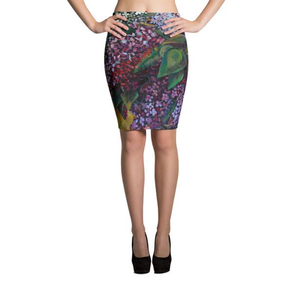 Pencil Skirt (Lilaс)