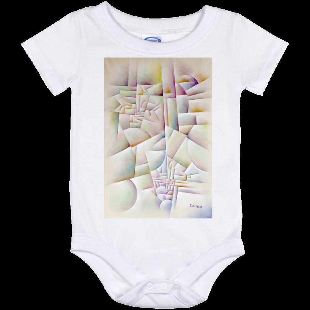 Urban Landscape Baby Onesie 12 Month