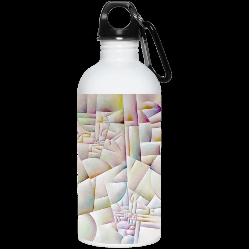 Urban Landscape 20 oz. Stainless Steel Water Bottle