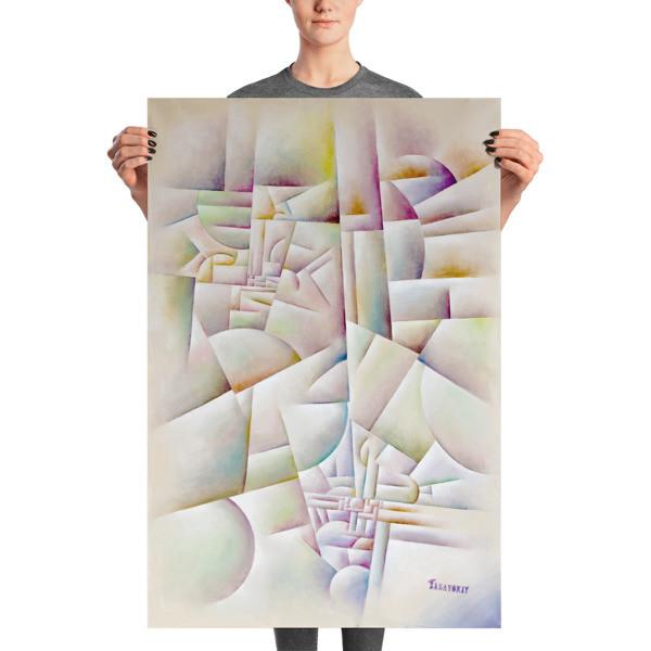 Poster (Urban Landscape)