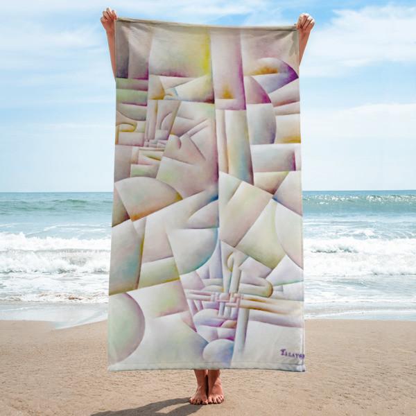 Urban Landscape (Towel)