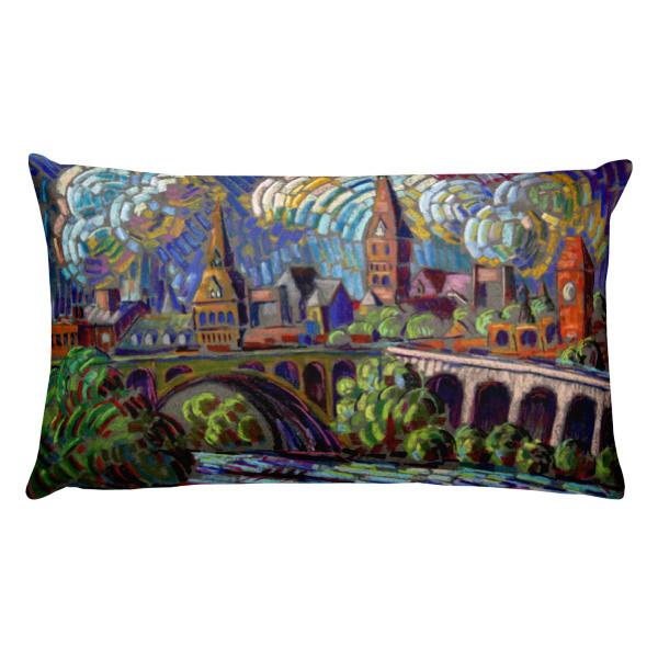 Rectangular Pillow (Georgetown)