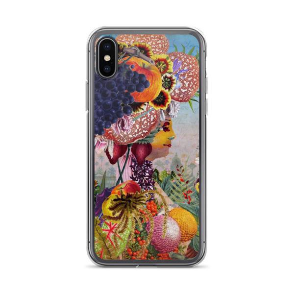 iPhone Case (Flora)