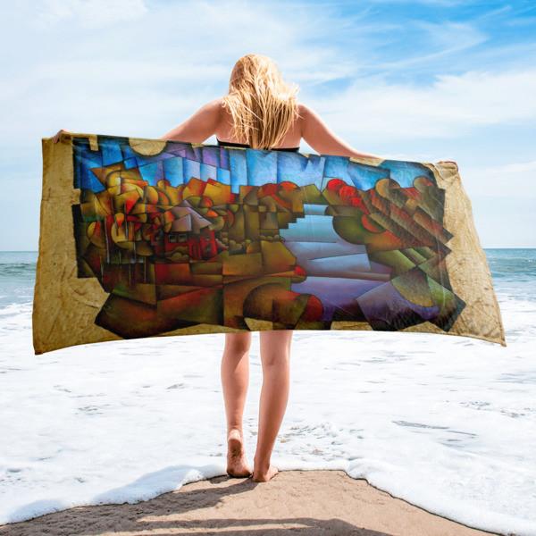 Towel (Shenandoah River Cabin)