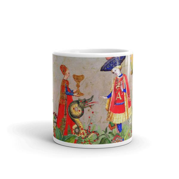 Mug (Flora and Fauna)