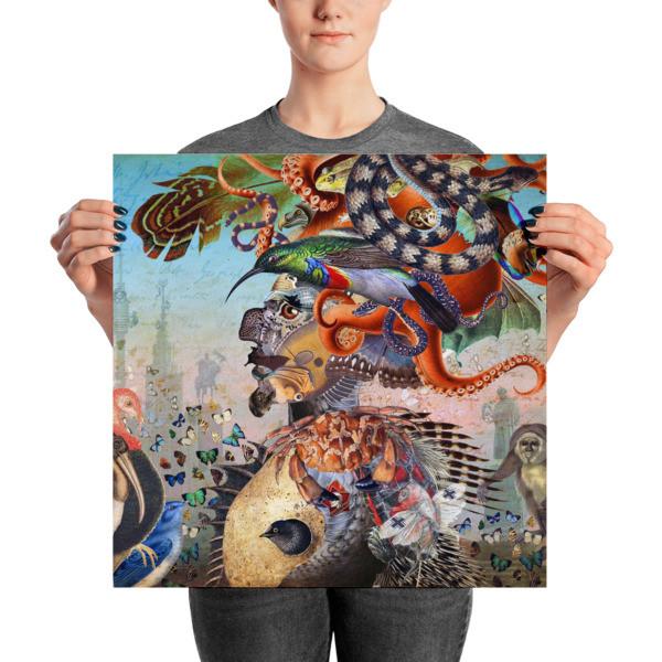 Poster (Fauna)