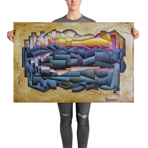 Poster (Shenandoah River)