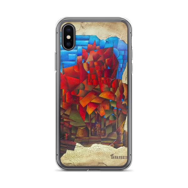 iPhone Case (Wisconsin Avenue, Washington, DC)