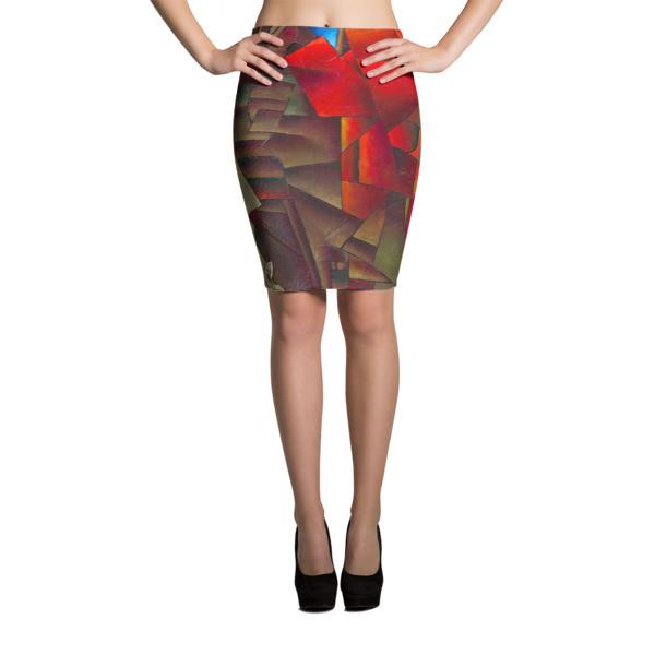 Pencil Skirt (Wisconsin Avenue, Washington, DC)