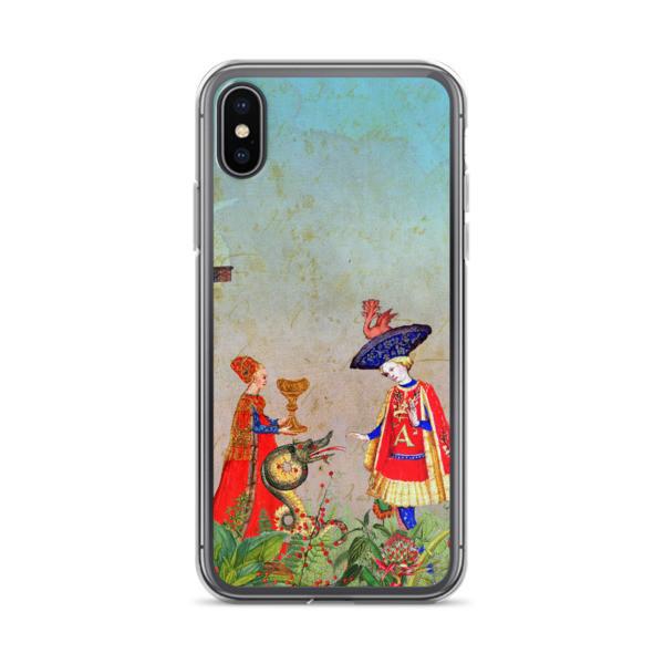 iPhone Case (Flora and Fauna)