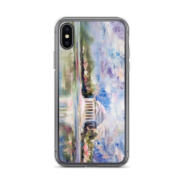 iPhone Case (Jefferson Memorial)