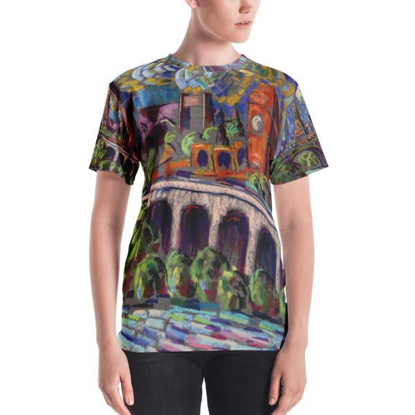Women's T-shirt (Georgetown)