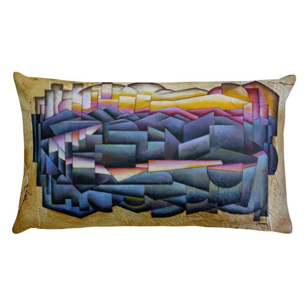 Shenandoah River (Rectangular Pillow)
