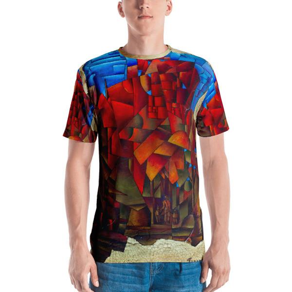 Men's T-shirt (Wisconsin Avenue, Washington, DC)