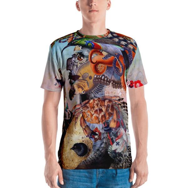 Men's T-shirt (Fauna)