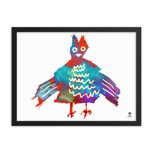 Framed poster (Phoenix)