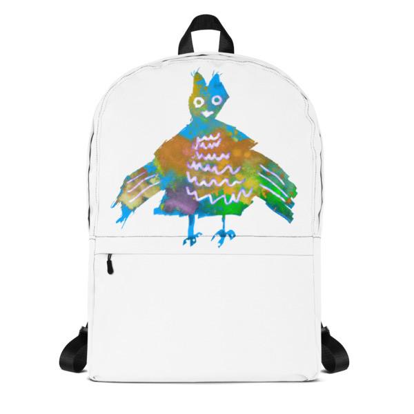 Backpack (Blue Phoenix)