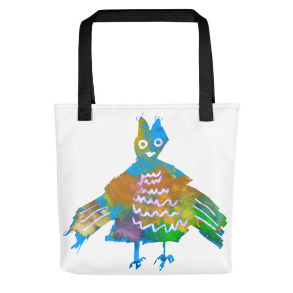 Tote bag (Blue Phoenix)