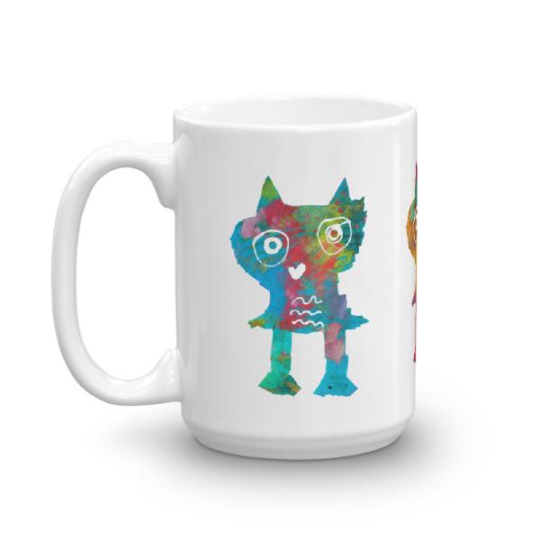 Mug (Owl)