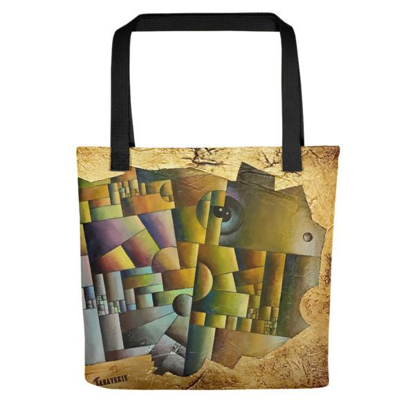 Tote bag (Happy Fish II)